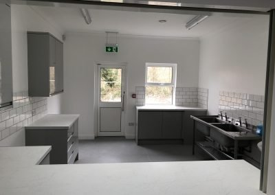 Function Room kitchen